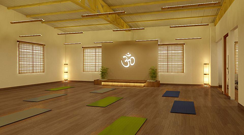 7 yoga studio